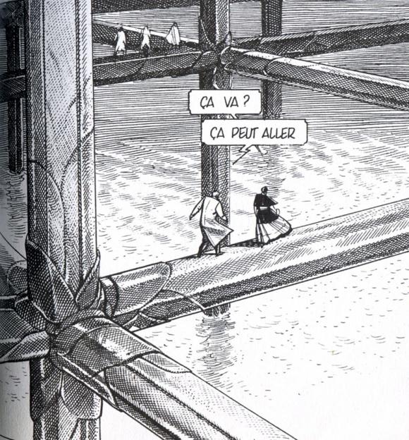François Schuiten & Benoît Peeters - La fièvre d'Urbicande