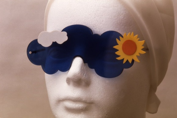 hans hollein - sunglasses