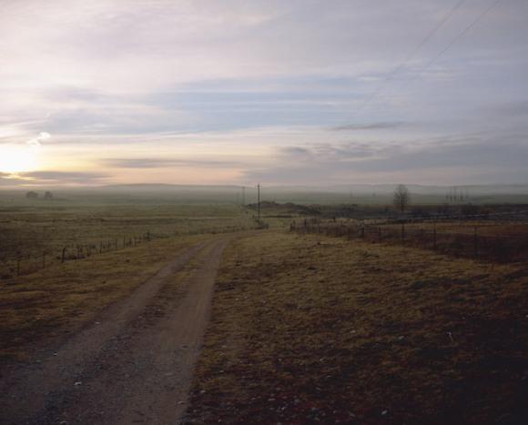 wouter van de voorde - hume sunrise