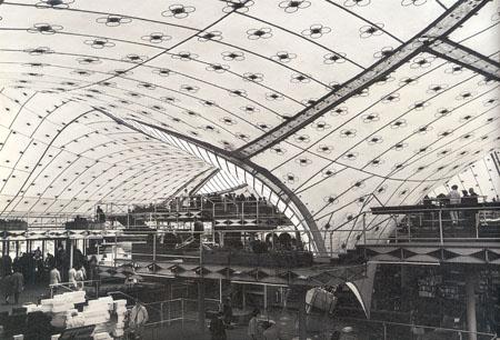 frei otto - german pavillion expo 67