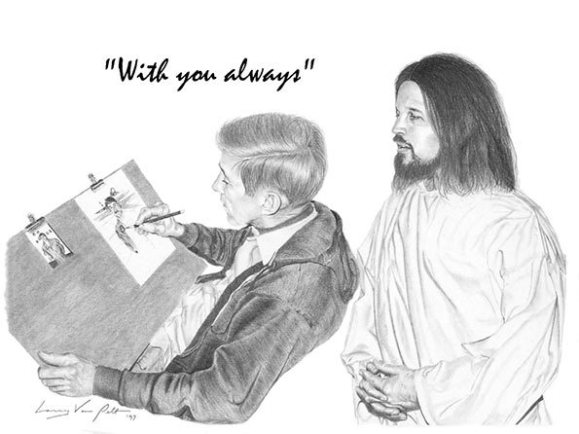 larry van pelt - with you always